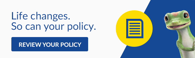 Review your policy.