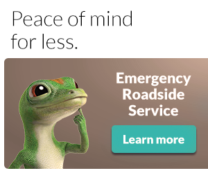 GEICO Emergency Roadside Service