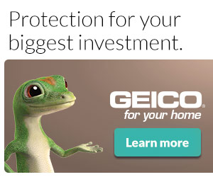 GEICO For Your Home