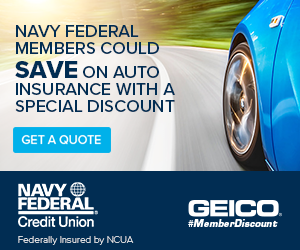 GEICO Navy Federal Discount