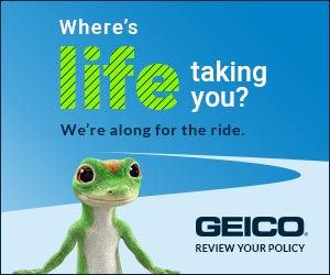 Review your policy at geico.com
