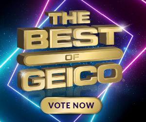 Best of GEICO Voting Button