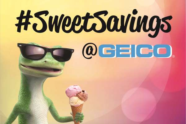GEICO National Ice Cream Day Giveaway