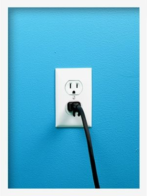 wall electrical outlet
