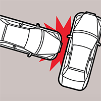 side-impact collision