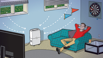 Why To Use A Dehumidifier This Summer
