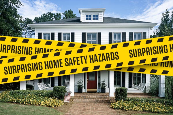 surprising home safety hazards