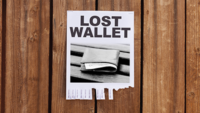 6 Things To Do If You Lose Your Wallet