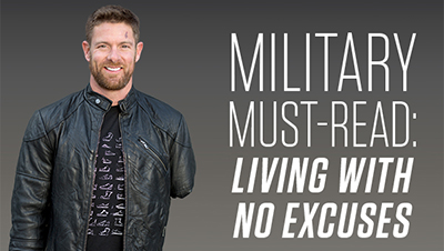 Military Must-Read: Living With No Excuses