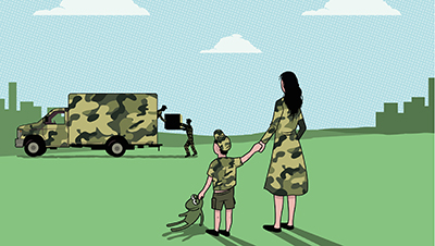 Moving Tips From Military Spouses