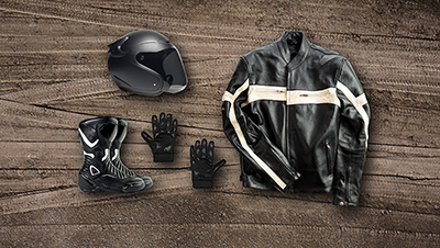 Motorcycle Gear To Help Increase Rider Safety