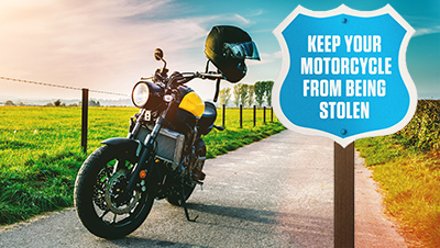 Smart Ways To Keep Your Motorcycle From Being Stolen