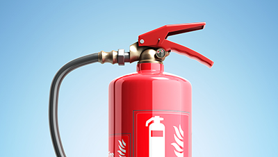 How To Safely Use A Fire Extinguisher