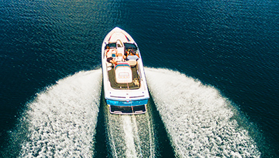 How To Save Fuel While Boating