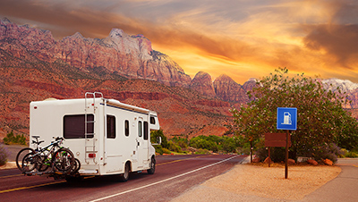 8 Ways To Save Fuel With Your RV