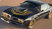 Trans Am from Smokey and the Bandit