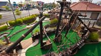 Pirate Island Mini Golf Course