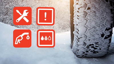 Top 4 Causes Of Winter Car Breakdowns