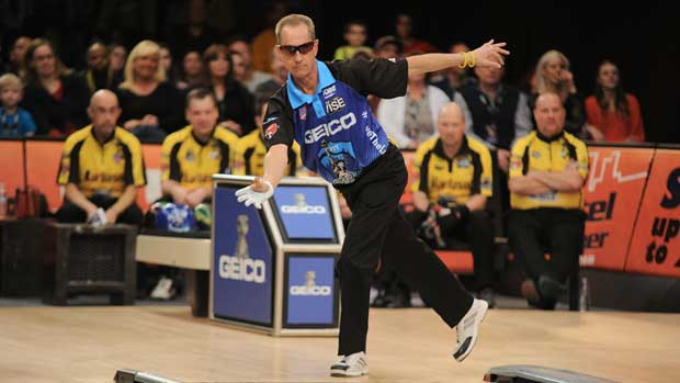 GEICO-Sponsored Bowler, Peter Weber
