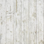 Full frame shot of white painted wooden wall, backgrounds