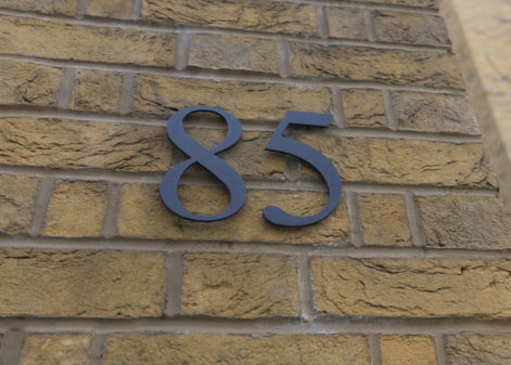 house number 85