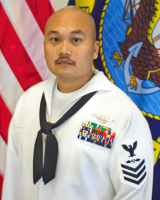 Petty Officer First Class Renemar D. Astorga