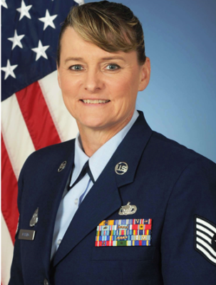 Technical Sergeant Lori L. Darling