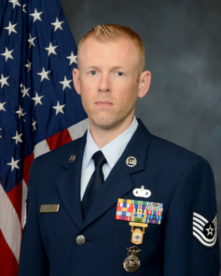 Technical Sergeant Edward J. Mauss