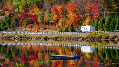 Your Road-Trip Guide To Viewing Fall Foliage