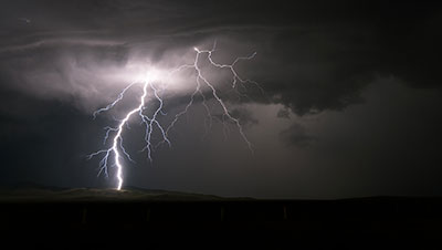 Stay Safe In A Severe Thunderstorm