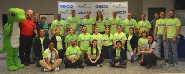 GEICO Girl Scouts Car Care Program