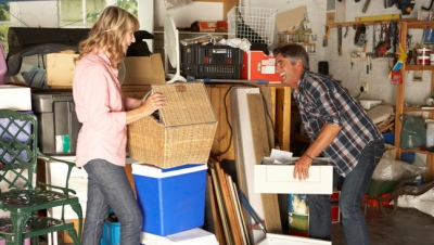 Tips For Clearing The Clutter From Your Garage