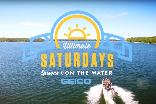 Ultimate Saturdays: On The Water