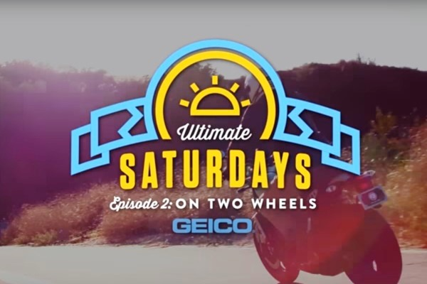 Ultimate Saturdays Title Card