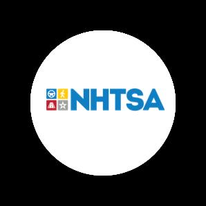 Logotipo de la NHTSA