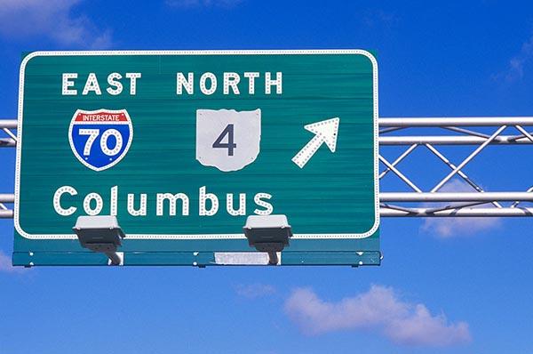 Conducir en Ohio