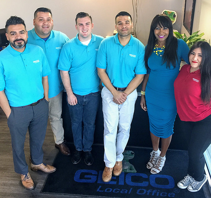 GEICO's Bakersfield local office staff