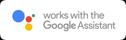 Insignia de Asistente de Google