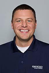 GEICO insurance agent, Matt Bischof