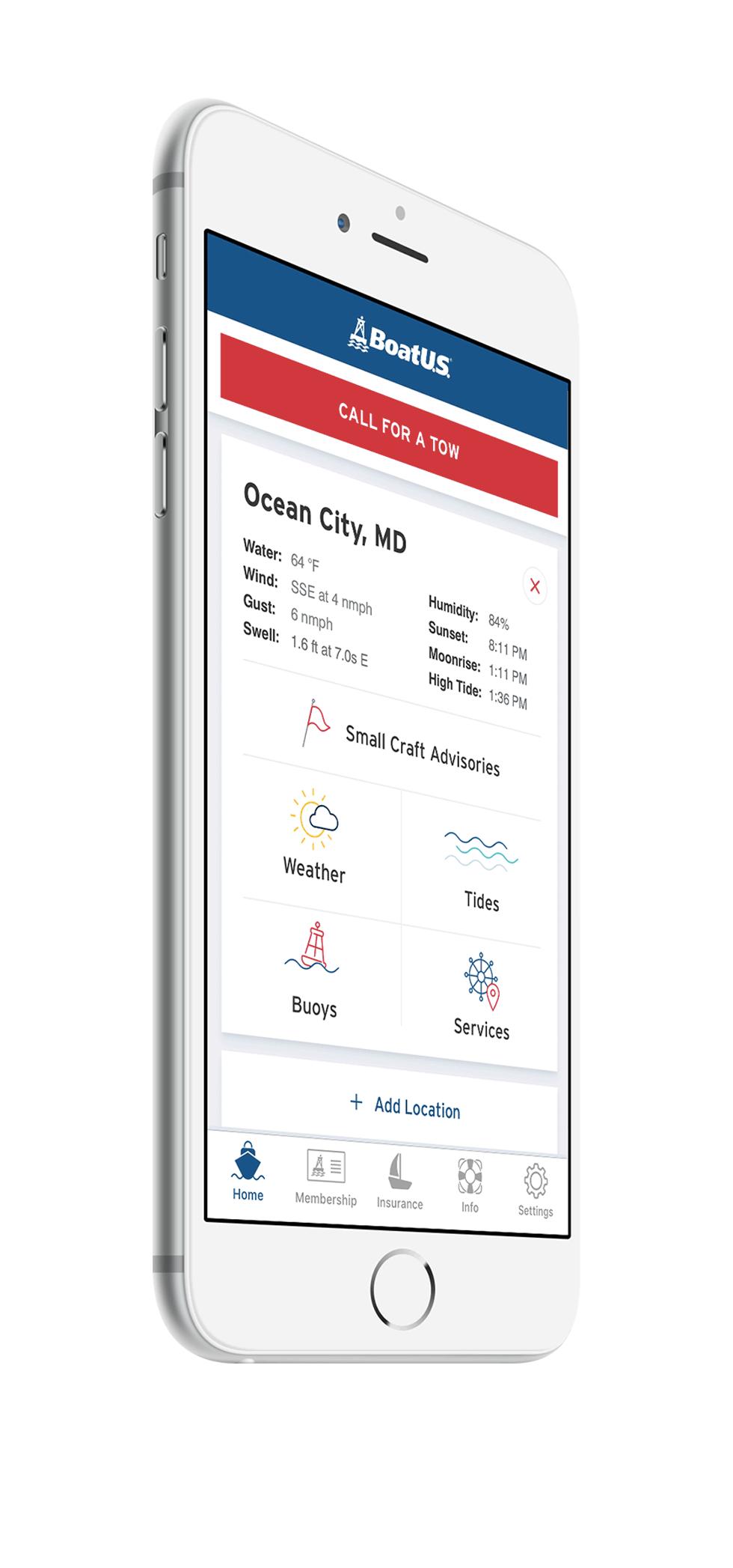 Aplicación GEICO mobile | Kit GEICO de bote